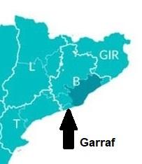comarca del Garraf entra en fase 1