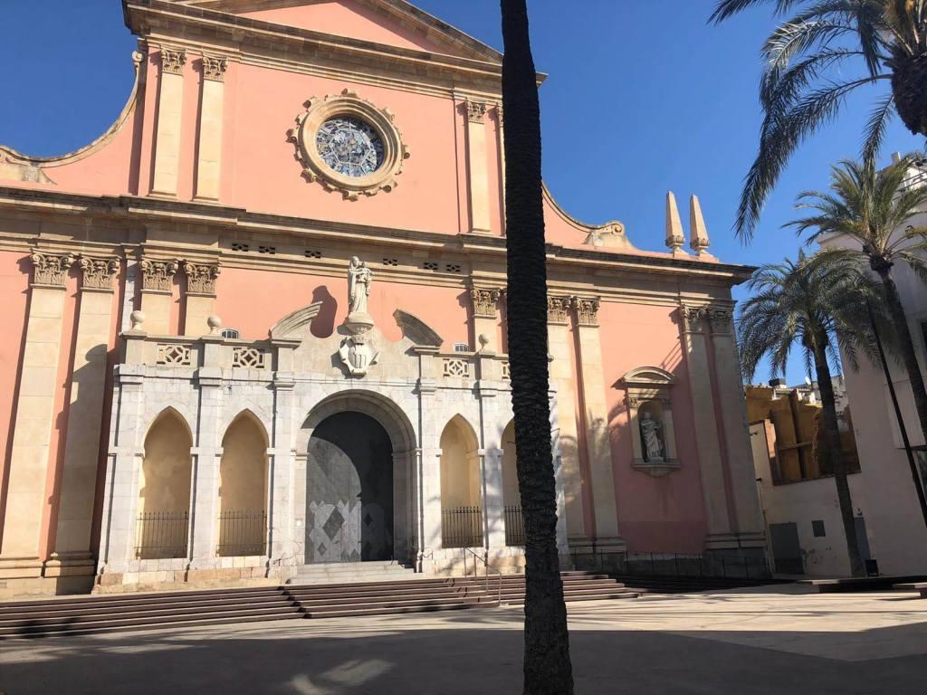 Parroquia de Sant Antoni Abat, Vilanova i la Geltrú.