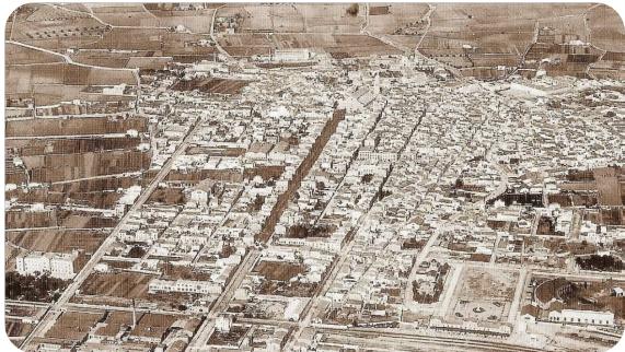 Vilanova i la Geltrú, primera mitad siglo XX