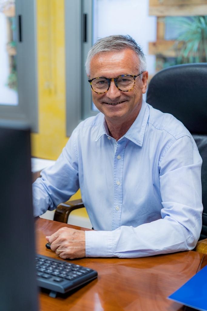 Amadeu Pujol,  Gestingral, Vilanova i la Geltrú, entrevista crisis coronavirus