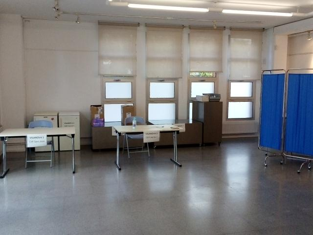vacunación gripe en Vilanova i la Geltrú