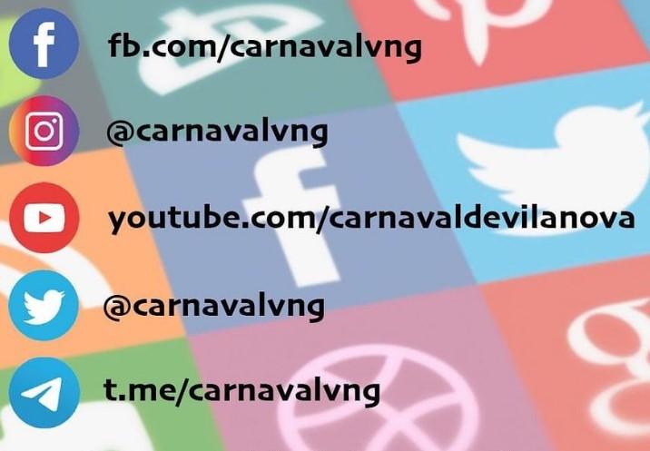 Cómo seguir el Carnaval 2021 de Vilanova i la Geltrú en las redes sociales