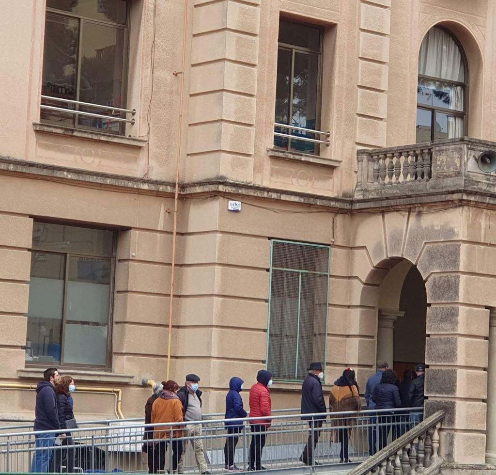 Colegio electoral Pompeu Fabra, Vilanova i la Geltrú