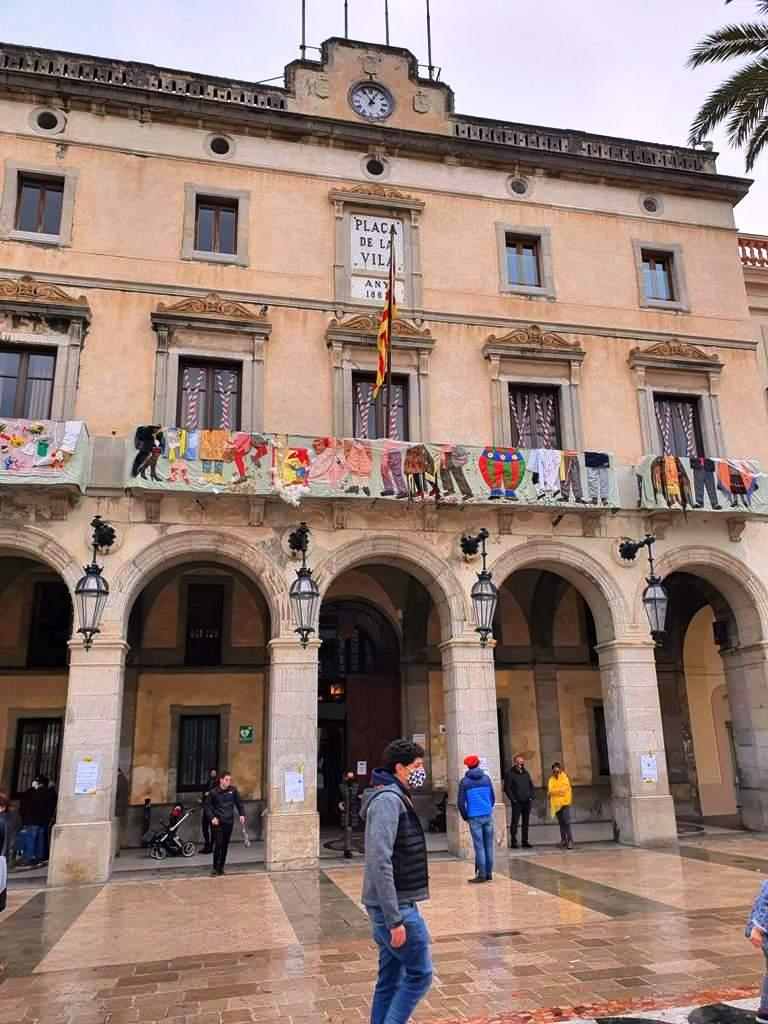 El ayuntamiento de Vilanova i la Geltrú aprueba el presupuesto para 2021.