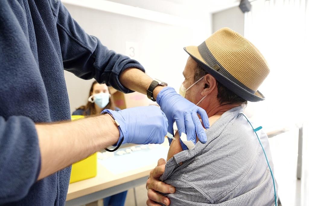 Vacunas coronavirus, AstraZeneca, campaña vacunación Cataluña para personas de 60 a 65 años