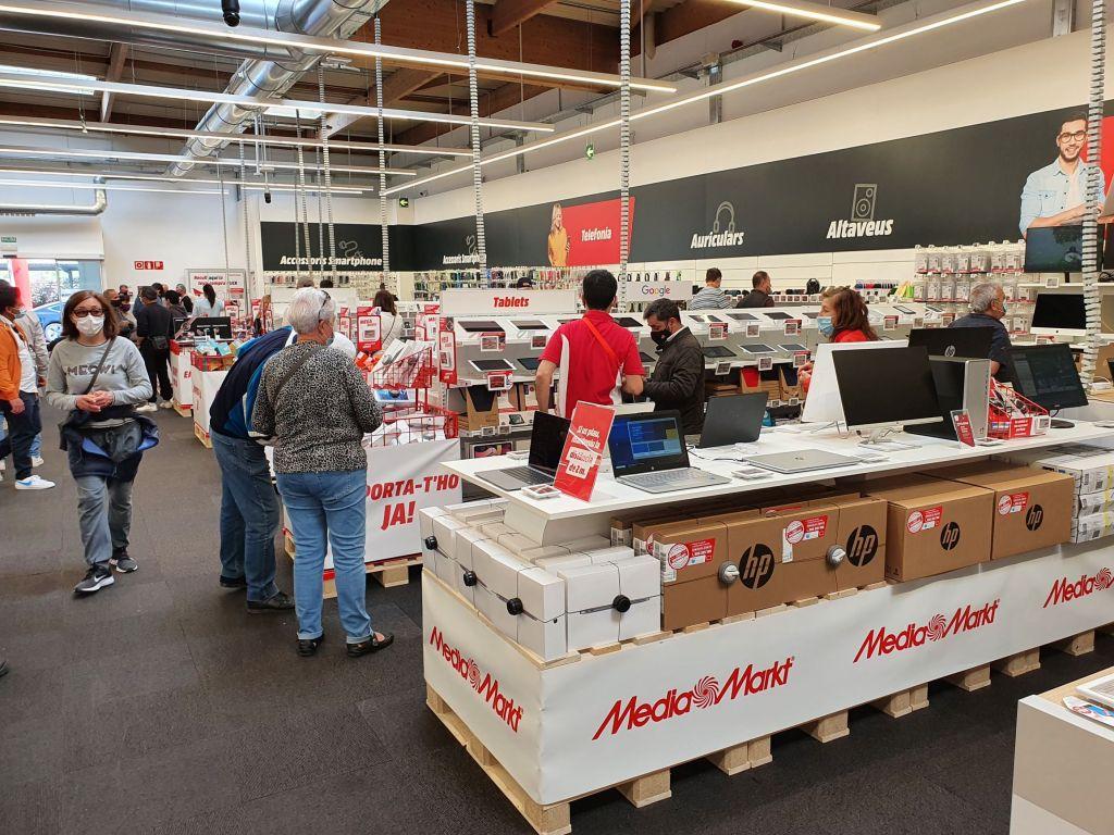 Tienda Mediamarkt Calafell foto 5