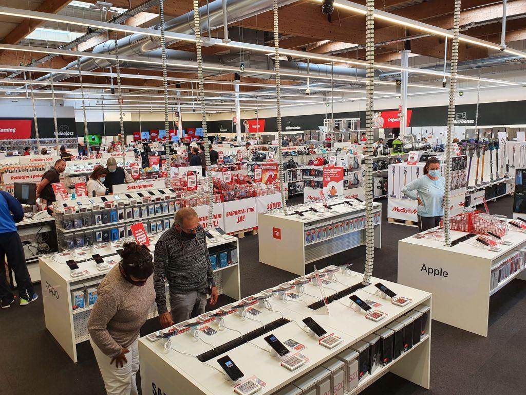 Tienda Mediamarkt Calafell foto 1
