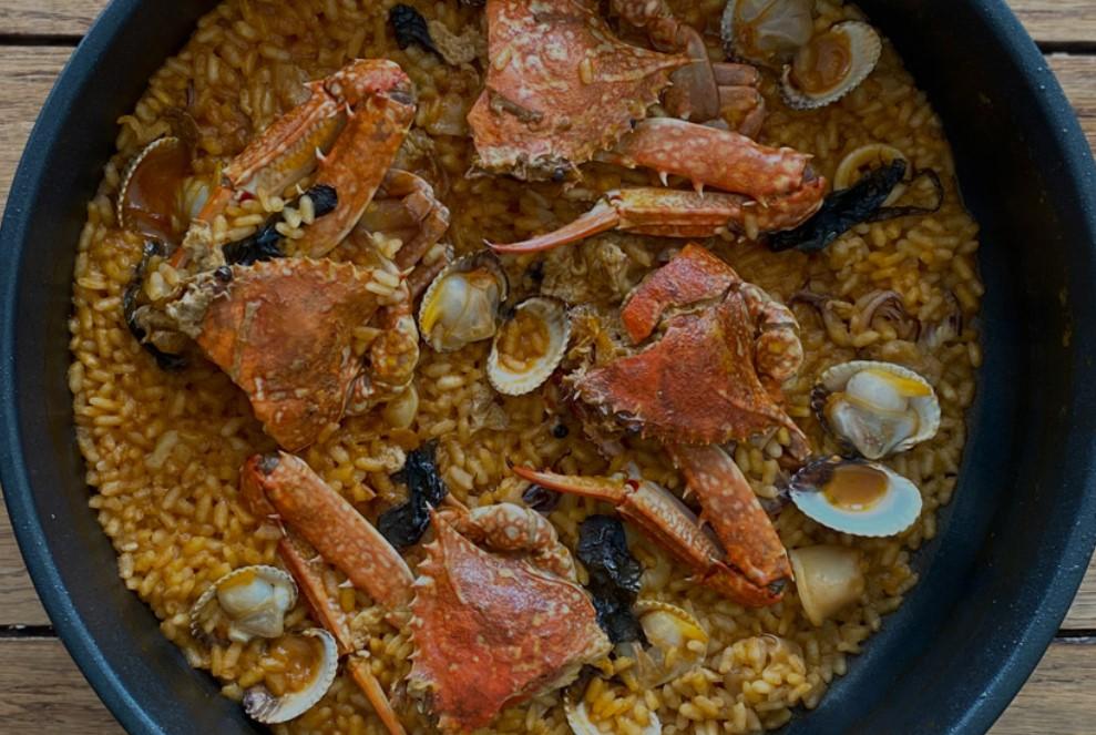 Restaurantes Vilanova i la Geltrú, foto La Cucanya