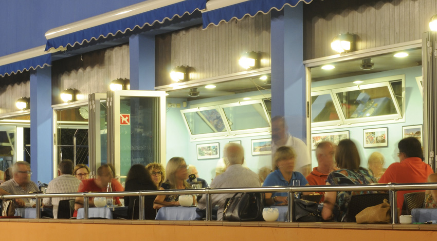 Restaurantes Vilanova i la Geltrú, foto Xiringuito Miramar
