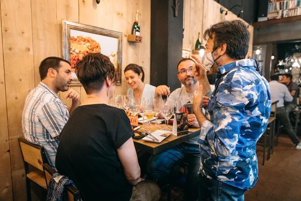 ranking mejores restaurantes de Vilanova i la Geltrú,  foto Vermuteria Neotaberna, Villanueva y Geltrú