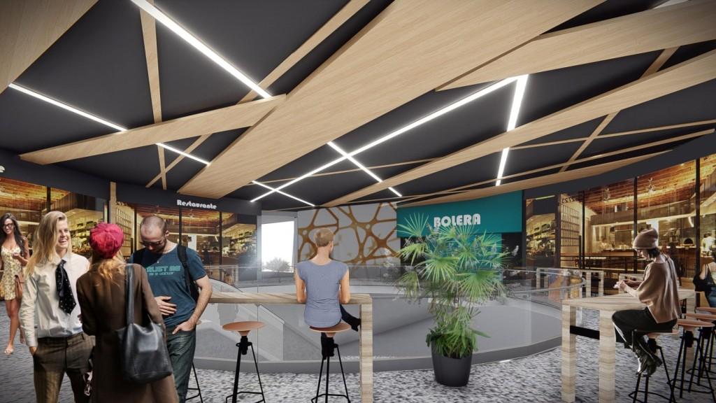 Centro comercial Nova Center, en VILANOVA I LA GELTRÚ. Bolera