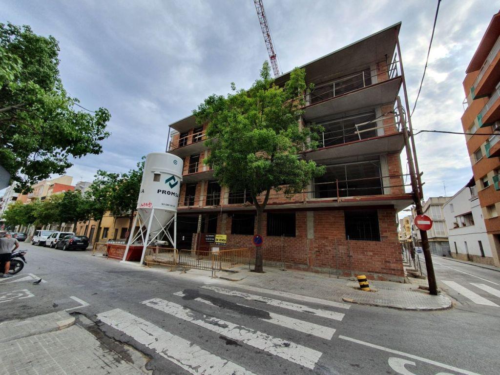 Pisos en venta en VILANOVA I LA GELTRÚ, construcción